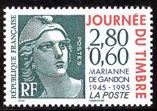 TIMBRE FRANCE NEUF N° 2933 ** JOURNÉE DU TIMBRE MARIANNE DE GANDON
