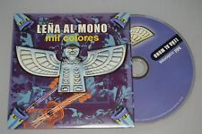 Leña Al Mono ‎– Mil Colores. CD-Single Promo (ESP)