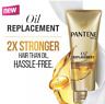 Pantene Pro V Oil Replacement Nourishing Oils in Creamy Form 180ml Free Shipping