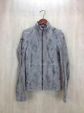 Julius Gray Denim Moto Jacket 2012 Edge sz 1 Small New Motorcycle Coat Black _7