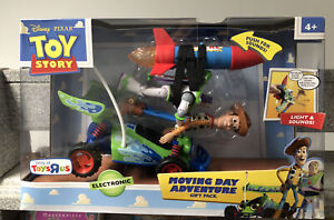 2009 Toys R Us Exclusive Disney Toy Story Moving Day Adventure Gift Pack NEW
