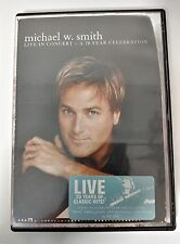 Video DVD - MICHAEL W. SMITH - Live in Concert - LIKE NEW (LN) WORLDWIDE
