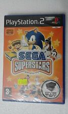 PS2 SONY PLAYSTATION 2 SEGA SUPERSTARS - SEGA - SEALED