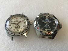 Qty Two Military Russian Watches