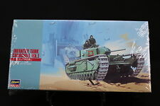 XO130 HASEGAWA 1/72 maquette tank char 31127 MT27 500 British Army Infantry Tank