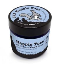 Squirrel's Nut Butter Happy Toes Soothing Foot Anti-Chafe Salve - 114ml Tub