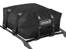 Coleman Water Resistant Rooftop Cargo Carrier For Luggage Travel Car Storage Bag
