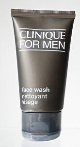 CLINIQUE for MEN Face Wash Normal to Dry Skin Liquid 1.7oz NEW