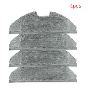 Mop Cloth Sweeping Robot Parts For Eufy RoboVac G10 Hybrid Vacuum Cleaner Parts