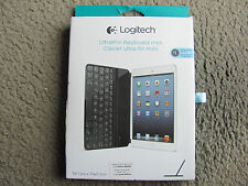 Brand New Logitech Ultrathin Keyboard mini for iPad mini 920-005021 Black