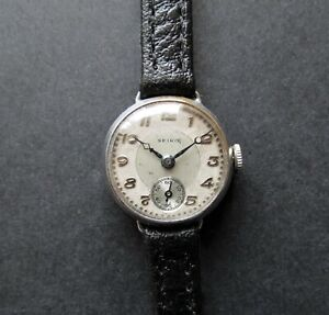 Very Rare Early Ladies SEIKO Wrist Watch. 1920s