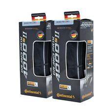 Continental Grand Prix 4000S II Folding Tire 700x28c , 330TPI , 2 pcs , Black