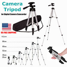 Lightweight Camera Tripod Stand Portable Desktop For Canon Nikon Video Camera US