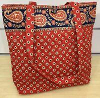 Vera Bradley Tote Bag in Americana