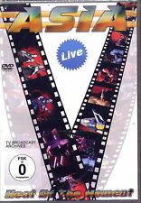 ASIA - HEAT OF THE MOMENT DVD (NEU & OVP)
