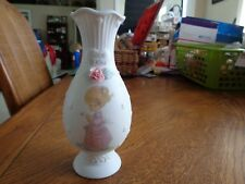 """Precious Moments """"LOVE IS KIND"""" Vase by Enesco 1993"""