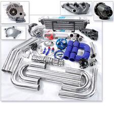 T3/T4 T3 Turbo Kit Turbo Manifold 38MM Wastegate For MR2 MR-2 3SGTE SW20 2.0L