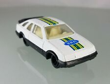 Unbranded Die Cast Ford Sierra XR-41White - 1:64 Scale