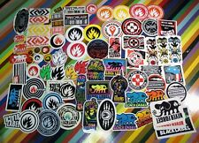 vtg 1990 2000s Black Label skateboards sticker - Peters Grosso Lucero Emergency+
