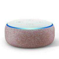 Amazon Echo Dot 3rd Generation Smart Speaker w/ Alexa - Plum