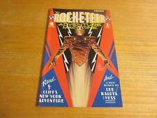 The Rocketeer Adventure Magazine #1 1988 Comico Comic Book
