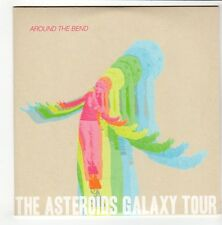 (GO594) The Asteroids Galaxy Tour, Around The Bend - 2008 DJ CD