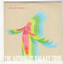 (GO594) The Asteroids Galaxy Tour, Around The Bend - 2008 DJ CD