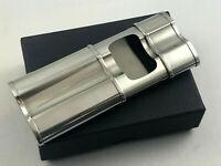 Premium Taschen Aschenbecher Edelstahl Zigaretten Aschenbecher Zigarren Ascher