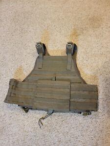 Eagle Industries Ranger Green plate carrier, plate carrier, tactical vest
