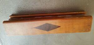 Pupitre à partitions en bois pliable