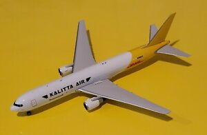 Phoenix Models 1:400 Kalitta 777-300ERF DHL Titles N760CK