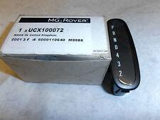 ROVER 75 MG ZT AUTOMATIC GEARCHANGE ILLUMINATOR GENUINE NEW ORIGINAL  UCX100072