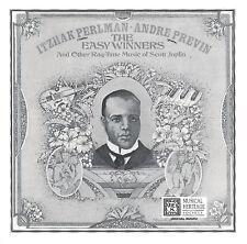 Scott Joplin ~ The Easy Winners Itzhak Perlman Andre Previn Musical Heritage CD