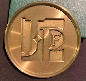 METAL PAPERWEIGHT JEFFERSON PILOT FINANCIAL