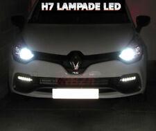Coppia Lampade H7 Led 60W Bianco 6000K Anabbaglianti Renault Clio 4 IV 2012-2017