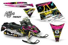Ski Doo Rev Decal Graphic Kit Ski-Doo Sled Snowmobile Sticker Wrap 03-09 FRNZY Y