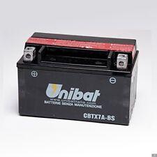 Batteria Moto Scooter Unibat CBTX7A-BS 12V 6AH