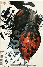 Red Hood and the Outlaws #26, Yasmine Putri Cover, 1st new costume High Grade