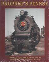 Prophet's PENNSY - steam, diesel, freight & passenger, MU - (NEW HARDBOUND BOOK)