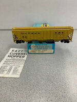 HO WALTHERS ATHEARN 54' CORN PRODUCTS COVERED HOPPER LIMITED EDITION SERIES #700