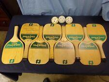 7 Pickle Ball Master Paddles 7-Ply Hardwood