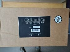 Columbia 12 Flat Finishing Box Drywall Finishing Tool Mpn12ffb Unopened