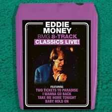 Eddie Money - Bmg 8-track Classics Live [New CD]