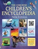 The Usborne Children Encyclopedia (Encyclopedias) - NEW