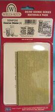 Wills Coarse Stone Materials Pack (4) SSMP200
