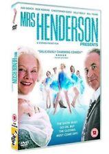 Mrs. Henderson Presents (Blu-ray Disc, 2005, Standard Edition)