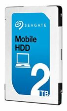 "Seagate 2000GB 2,5"" ST2000LM007 128MB 7mm Notebook Festplatte Playstation HDD"
