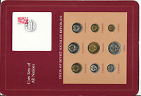 Coin Sets of All Nations USSR Russia All 1976 20 Kopeck UNC w/card Cat -$600+