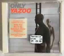 YAZOO Only Yazoo the Best of CD gut 724348464125