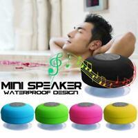 Mini Bluetooth Speaker Portable Waterproof Wireless For Shower Speaker X6Z8